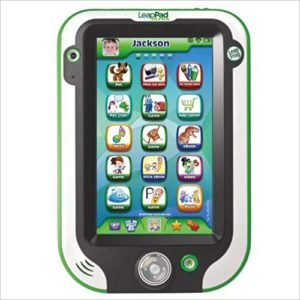 The very colorful picture of the LeapPad Epic, fun learning tablet.