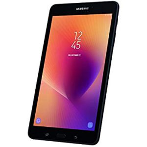 Best smart tablets for kids. The picture of a Samsung Galaxy Tab A tablet.