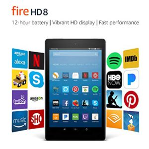 5 Best Tablets for Kids: Kids Tablets for All Ages. The in depth picture of the Fire HD 8 kids tablet.