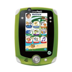 Best reviews tablets. The colorful illustration of the LeapFrog Explorer 2.