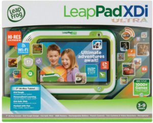Reviews of The Best Technologies For Kids of All Ages. The picture of the Leapfrog Ultra.