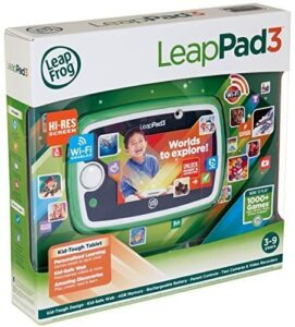 Reviews LeapPad 3. Best Kids Tablets Illustrating The LeapFrog & Amazon Fire Experience