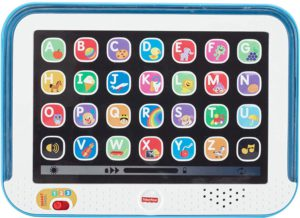Fisher-Price Laugh & Learn Smart Stages Tablet.
