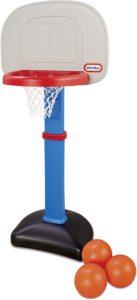 Little tikes basketball goal.