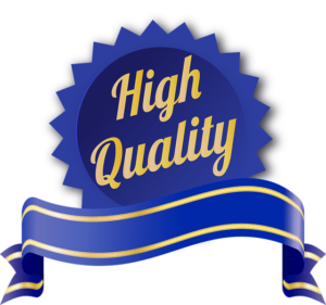 Kids Tablets Reviews. the picture of a logo stating high quality