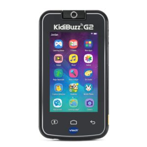 The best kids tablets. The picture of a Kidi Buzz G2 Tablet.
