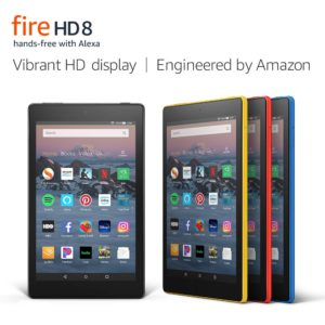 Amazon fire tablet reviews. Amazon Fire HD 8