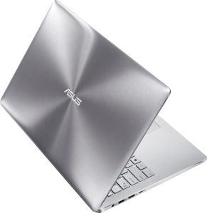 Best rated laptop for E-learning. ASUS ZenBook Pro 15