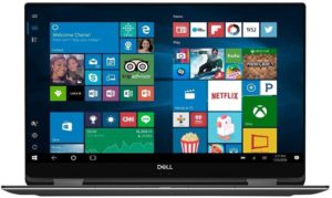 Best 2 in 1 laptop tablet. The XPS 15 2 in 1 laptop.