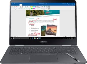 Best Samsung Laptop for College and Business: Samsung Notebook 9