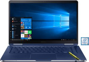 Samsung Notebook 9 Pen — The Best Samsung Touch Screen Laptop