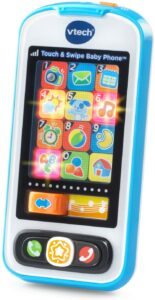 The best electronic educational toys for kids. VTech Touch and Swipe Baby Phone