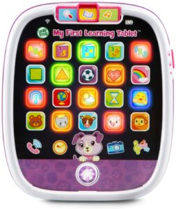 The best electronic educational toys for kids. LeapFrog My First Learning Tablet