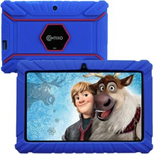 The best toddler tablet with fun educational games. Contixo V8-2 Edition Android Kids Tablet.