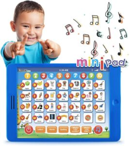 The best tablet to elevate your childs fun learning skills. Boxiki Kids Learning Pad
