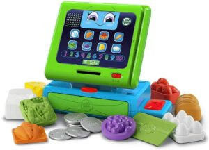 LeapFrog Count Along with Cash Register. Best Kids Learning Toys Reviews The LeapFrog LeapPad Learning System