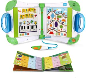 LeapFrog LeapStart Interactive Learning System. Best Kids Learning Toys Reviews the LeapFrog LeapPad Learning System