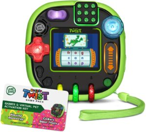 The LeapFrog RockIt Twist Handheld Learning Game System. Best Kids Learning Toys Reviews The LeapFrog LeapPad Learning System