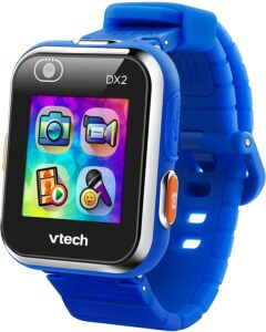 VTech KidiZoom Smartwatch DX2 — Smartwatch for kids. The Best Coding Toys for Kids-Early Preschool Learning Systems.