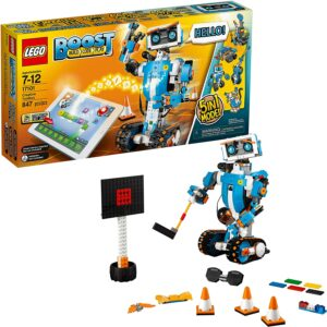 LEGO Boost Creative Toolbox 17101. The Best Coding Toys for Kids-Early Preschool Learning Systems