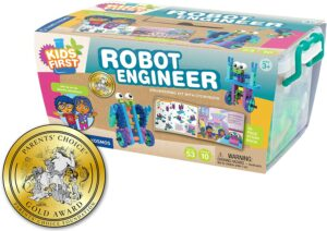 Robot Engineer (Level 1). Best Educational Toys For 3-Year-Olds Seeking Early Academic Growth