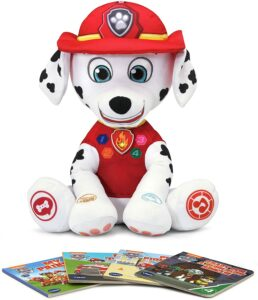 VTech PAW Patrol Marshall's Read-to-Me Adventure. Best Electronic Educational Toys In 2021-Kids Learning Tablets